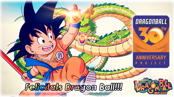 30 aniversari de Dragon Ball