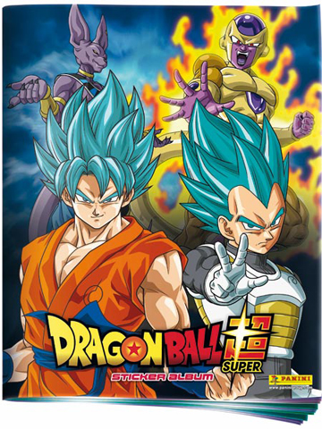 Àlbum de cromos de Dragon Ball Super