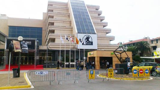 Bola de Drac al Festival de Sitges 2015