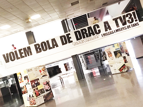 Bola de Drac al Manga Barcelona 2019