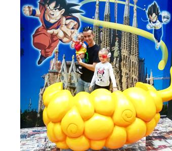 Bola de Drac al Saló del Manga 2017