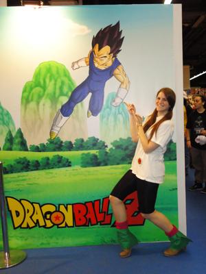 Bola de Drac Saló del Manga 2014