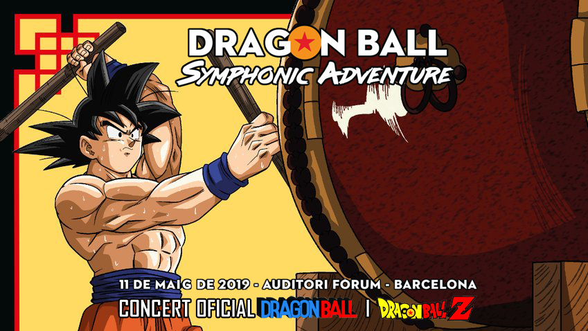 Torna Dragon Ball Symphonic Adventure