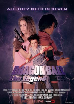 Dragon Ball The Legend