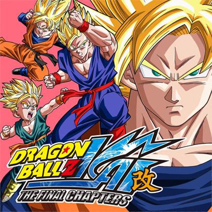 Estrena de la Saga Bu de Bola de Drac Z Kai!