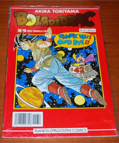 Llançament del còmic de Bola de Drac Súper