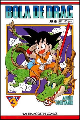 Llançament del manga de Dragon Ball Super
