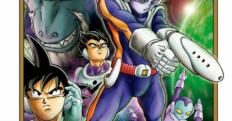 Manga de Bola de Drac Super i tom 10